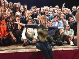 Più di trecento in coda dalle 6 per il casting del musical con Serena  Autieri  8c2e8bfbba2