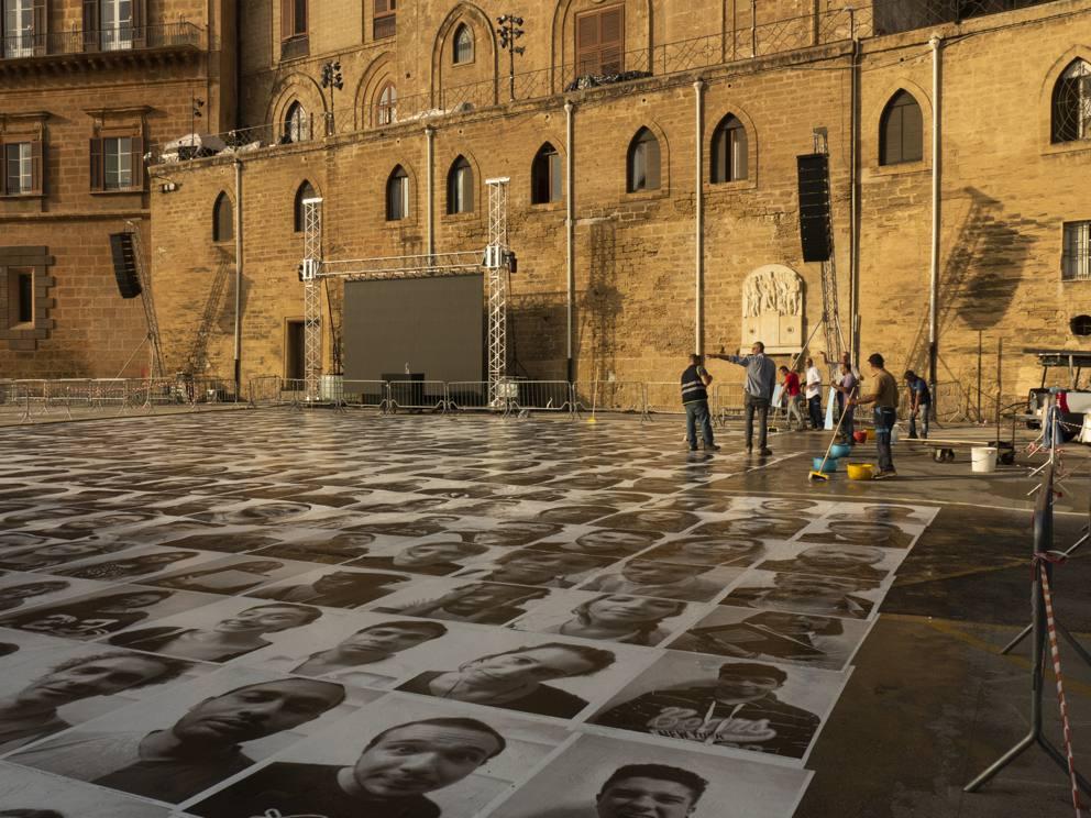 «Inside out» a Palermo - CorrieredelMezzogiorno.it