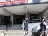 Allarme legionella, i Nas all'ospedale San Paolo