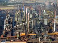 ArcelorMittal, allarme all'altoforno Boato e fumo nero, nessun ferito