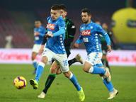 Coppa Italia, Napoli affonda Sassuolo e vola ai quarti