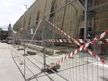 outlet store f9da4 db2aa Parcheggio abusivo, sequestrato l ex galoppatoio di Palazzo Reale