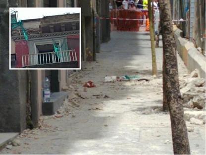 dc1e1b8f76 Rosario Padolino, 66 anni, passeggiava a pochi metri dal suo negozio di  abbigliamento. Cinque anni fa il 14enne Salvatore Giordano morì colpito da  ...