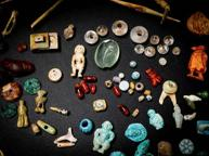 Pompei, dagli Scavi della Regio V spunta il «tesoro della fattucchiera»