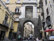 Porta San Gennaro, ok al restauro dell'affresco