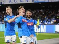 Il Napoli fa paura al Barcellona. Mertens segna e raggiunge Hamsik a 212 gol