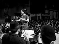 Scat Gatt Orchestra, arriva la musica migrante di «Rari Nantes»