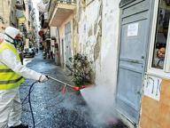 Coronavirus in Campania, 936 contagiati: la metà nella provincia di Napoli