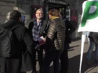 Tour itinerante Cambiodirotta, Roberto Giachetti a Napoli
