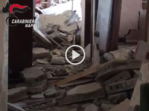 Arzano, arrestato bombarolo - Corriere del Mezzogiorno